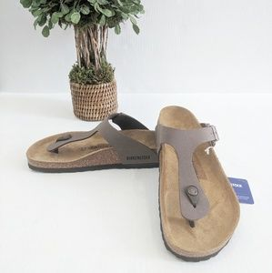 NWT Birkenstock Gizeh Thong Sandal Size 9 NWT
